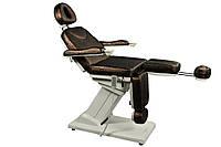 Кресло для педикюра электрическое с раздвижной подножкой  ZD-848-3А (3-эл.мотора)