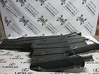 Левая защита днища lexus rx300 (58166-48010), фото 1