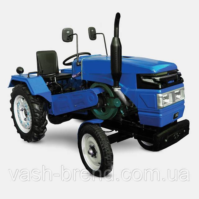 Трактор Т 24 РМ (Xingtai 24л.с. ремен. привод задний ВОМ)