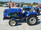 Трактор Т 24 РМ (Xingtai 24л.с. ремен. привод задний ВОМ), фото 4