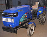 Трактор Т 24 РМ (Xingtai 24л.с. ремен. привод задний ВОМ), фото 5