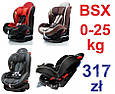Автокресло 0-25 кг BSX Eurobaby, фото 2