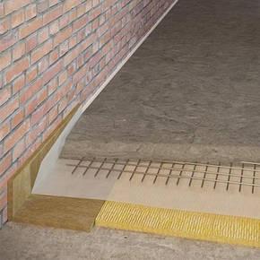 Звукоизоляционный пол с применением акустической ваты (1 слой), фото 2