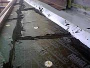 Один из вариантов крепления утеплителя Foamglas с помощью мастики и зонтов