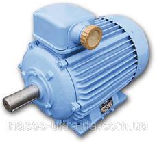 Электродвигатель 18,5 кВт 750 об/мин 6АМУ АД 5АМ 5АМХ 4АМН А 5А 4АМУ АИР 200 M8 , фото 2