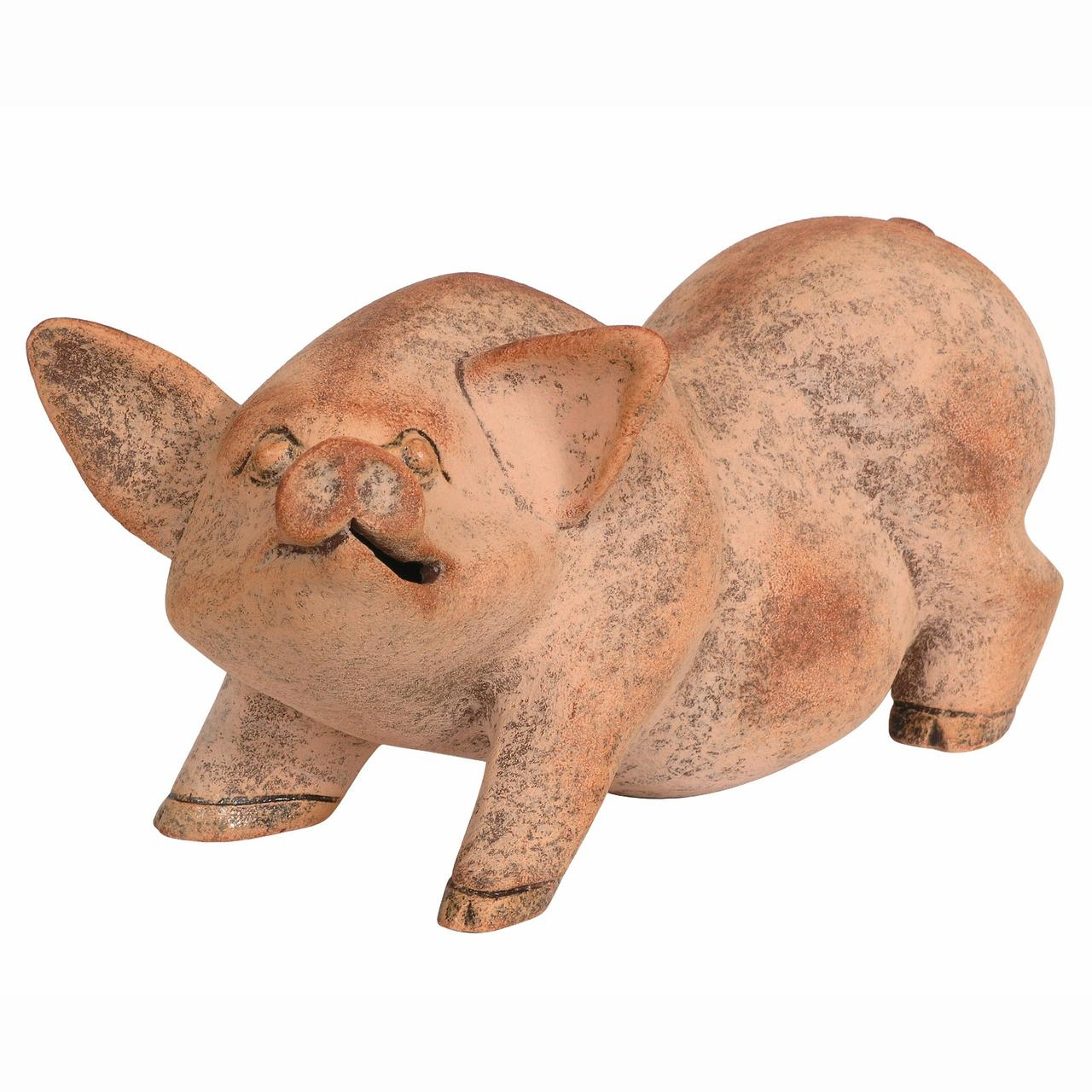 Статуэтка керамическая Кабанчик