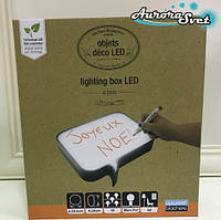 LED световой  ПЛАНШЕТ. Светодиодный планшет. Производство Франция.