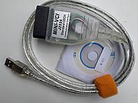 Диагностика тойота Mini VCI Toyota TIS J2534 Techstream автосканер