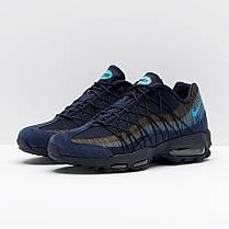 Мужские кроссовки Nike Air Max 95 Ultra JCRD Blue 749771-402, оригинал, фото 3
