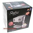 Кофеварка для эспрессо и капучино Zephyr ЗП-1171-F , фото 7