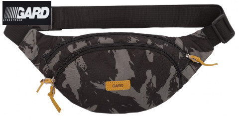 Сумка на пояс WAIST BAG  tiger grey camo