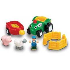 Фермерский трактор Берни WOW Toys