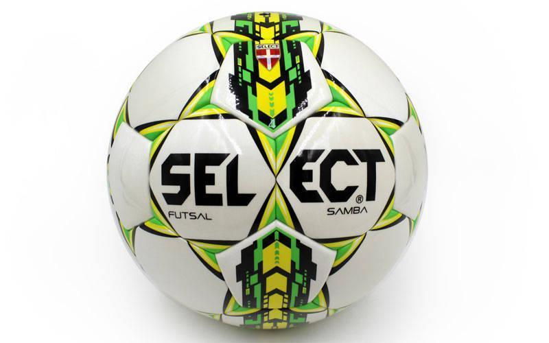 Мяч для футзала SELECT SAMBA№4  PU