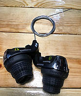 Манетки грипшифт Shimano TOURNEY SL-RS35 3х7 , фото 1