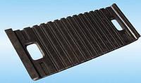 Прокладки резиновые нашпальные ЯИУМ/СП-487 для железобетонных шпал