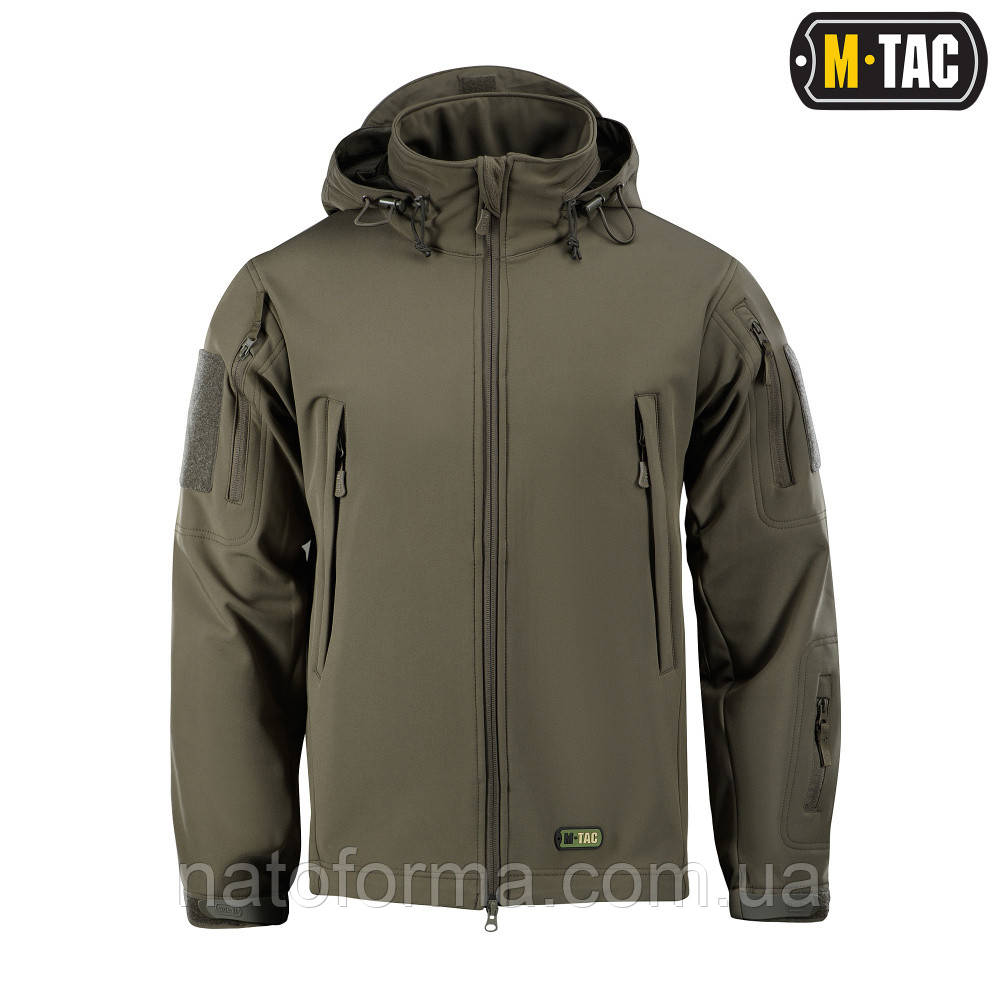 Куртка M-Tac SOFT SHELL Olive