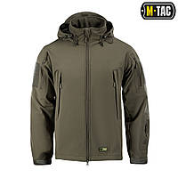 Куртка M-Tac SOFT SHELL Olive, фото 1