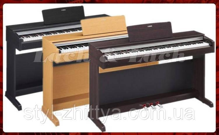 Цифрове піаніно YAMAHA ARIUS YDP 142