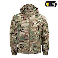 Куртка M-Tac SOFT SHELL Multicam, фото 1