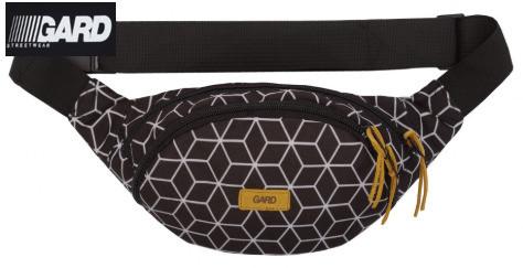 Сумка на пояс WAIST BAG  geometrik print