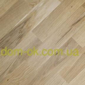 Массивная доска дуб толщина 20 мм без покрытия, палубный набор ширина 65 мм