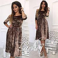 Женское стильное платье новинка 2018