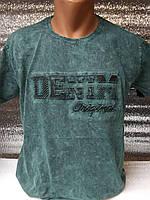 Мужская футболка DENIM ORIGINAL Турция р. M, L, XL, XXL.