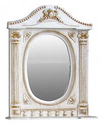 Зеркало Атолл (Ольвия) Наполеон 65 dorato