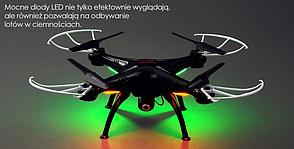 Квадрокоптер дрон SYMA X5SC CAMERA HD 720