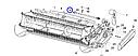 Вал карданный жатки ЖЗК-6-5 , фото 4