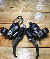 Манетки (моноблоки) Shimano ST-EF41 3x6