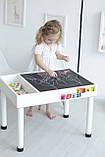 Детский игровой столик (регулируемые ножки) KIDZ ZONE, фото 3