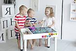 Детский игровой столик (регулируемые ножки) KIDZ ZONE, фото 7