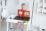 Детский игровой столик (регулируемые ножки) KIDZ ZONE, фото 8