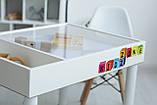 Детский игровой столик (регулируемые ножки) KIDZ ZONE, фото 10