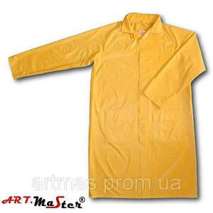 Плащ влагостойкий ARTMAS желтого цвета PPN yellow