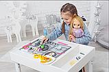 Знімне ігрове поле для столика-пісочниці KIDZ ZONE плита, фото 3