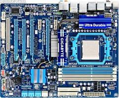 Материнская Плата GIGABYTE GA-890FXA-UD5 rev. 2.1 AMD Socket AM3