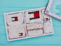 Детский набор одежды TJ (в наборе семь единиц) в коробке, фото 1
