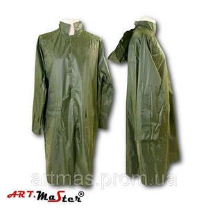 Плащ влагостойкий ARTMAS зеленого цвета PPN green