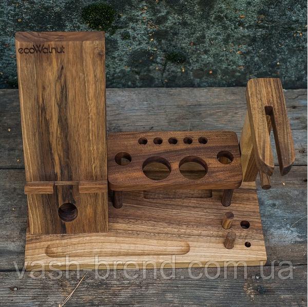 Женский органайзер из дерева