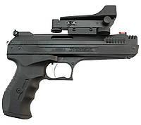Пистолет пневм. Beeman P17, 4,5 мм 135 м/с, колл.прицел