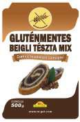 Суміш для дріжджового тіста без глютену 0,5 кг/упаковка