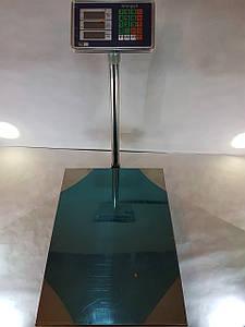 Весы торговые  BEST 500 кг (45х60 см)