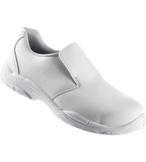 Туфли защитные S2 SRC SLIPPER WHITE Wurth