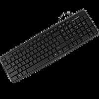 Клавиатура проводная CROWN CMK-02 usb Black