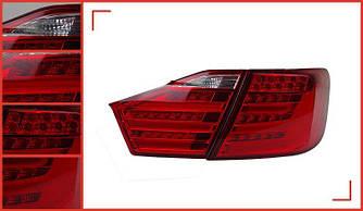Ліхтарі Toyota Camry 50 тюнінг Led оптика (спосіб 2)