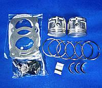 Ремкомплект компрессора ЗИЛ-130 Камаз размер стандартный 60,0