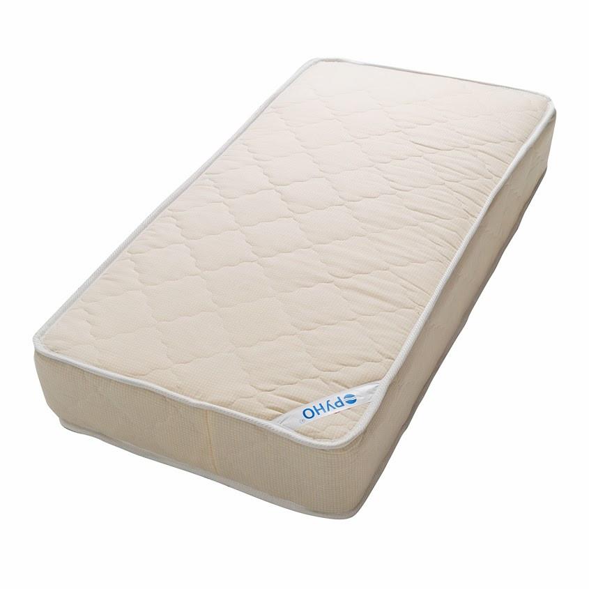 Детский ортопедический матрас зима/лето в кроватку 60х120