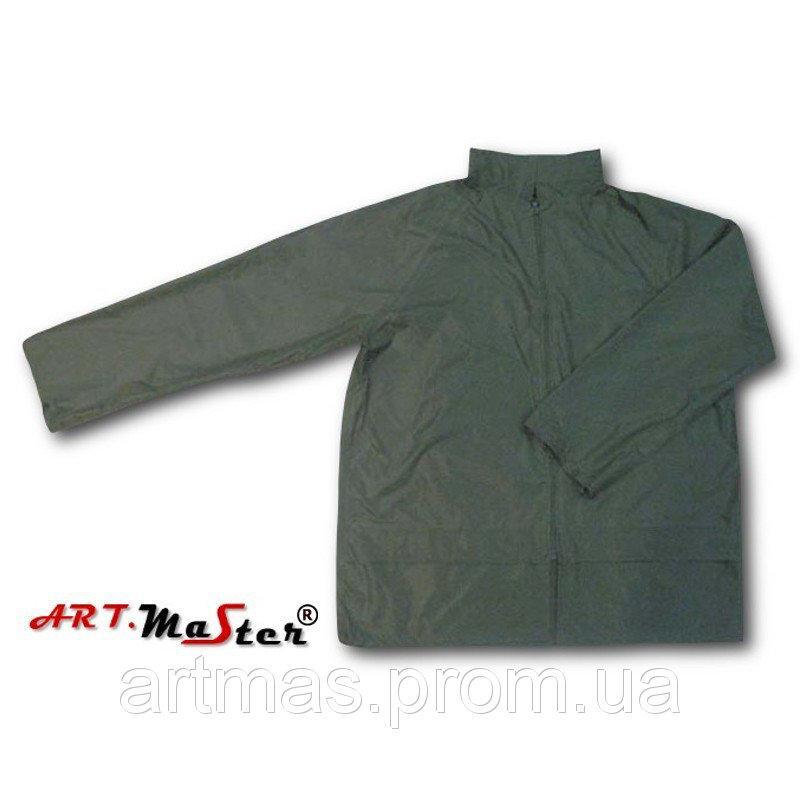 Дождезащитная куртка ARTMAS зеленого цвета KTN zielona